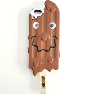 MOSCHINO Silicone Chocolate Popsicle iPhone 5 Case